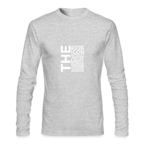 The Ruler Collection - Men's Long Sleeve T-Shirt by Next Level