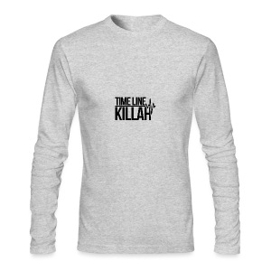 Timeline Killah - Men's Long Sleeve T-Shirt by Next Level