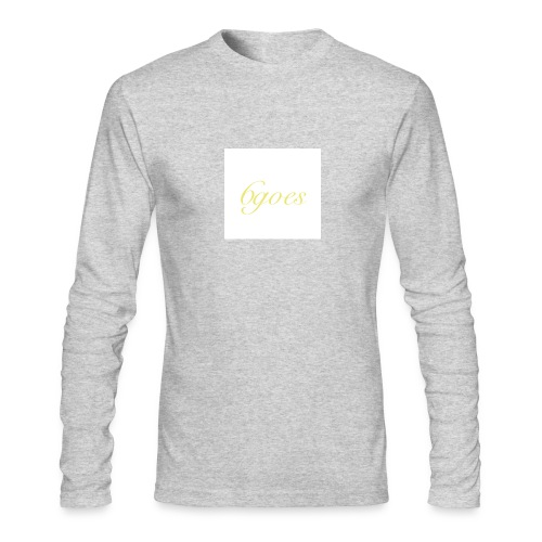 6goes - Men's Long Sleeve T-Shirt by Next Level