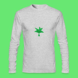 ESCLUSIVE!! 420 weed is coolio for kidlios SHIrT!1 - Men's Long Sleeve T-Shirt by Next Level
