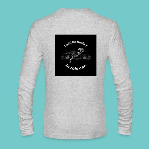 Dedicated - Men's Long Sleeve T-Shirt by Next Level