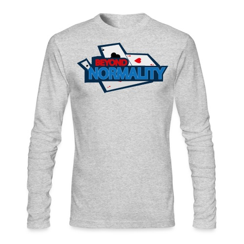 Beyond Normality - Men's Long Sleeve T-Shirt by Next Level