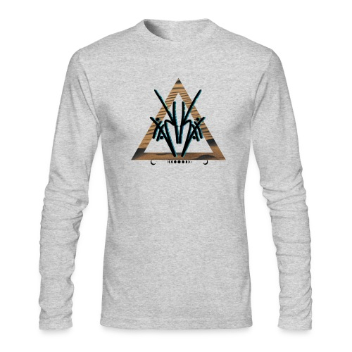 sandy png - Men's Long Sleeve T-Shirt by Next Level