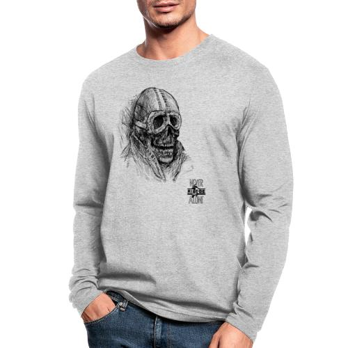 Unhead - Men's Long Sleeve T-Shirt by Next Level