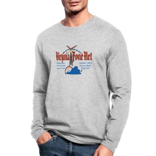 VFN 3947 Logo - Men's Long Sleeve T-Shirt by Next Level