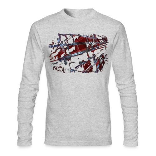 The Wall - Men's Long Sleeve T-Shirt by Next Level