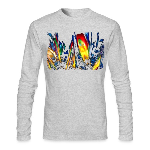 Crystal - Men's Long Sleeve T-Shirt by Next Level