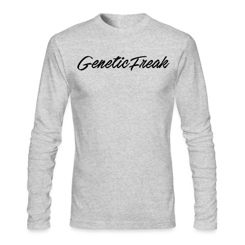 genetic png - Men's Long Sleeve T-Shirt by Next Level