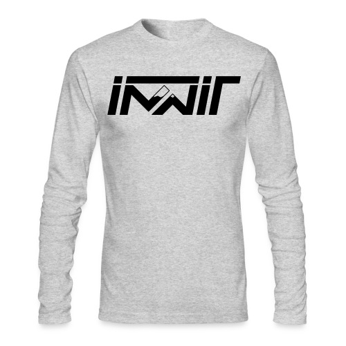 the innit logo - Men's Long Sleeve T-Shirt by Next Level