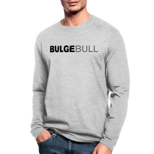 bulgebull logo - Men's Long Sleeve T-Shirt by Next Level