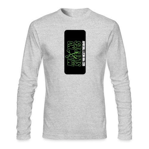 syntiphone5 - Men's Long Sleeve T-Shirt by Next Level