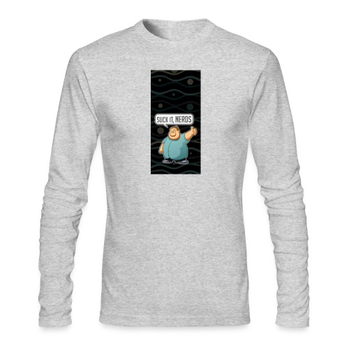nerdiphone5 - Men's Long Sleeve T-Shirt by Next Level