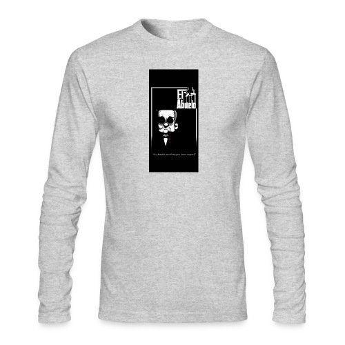 case5iphone5 - Men's Long Sleeve T-Shirt by Next Level
