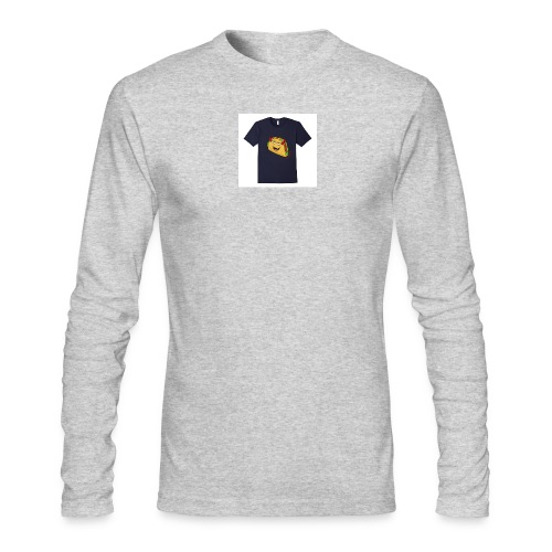 evil taco merch - Men's Long Sleeve T-Shirt by Next Level