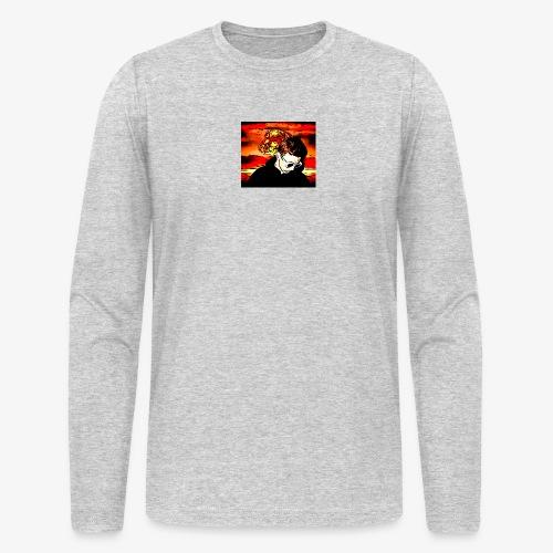 Cartoon Graphical - Men's Long Sleeve T-Shirt by Next Level