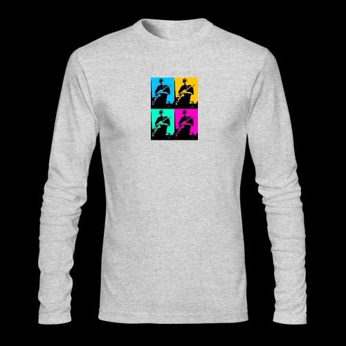 LGBT Support - Men's Long Sleeve T-Shirt by Next Level