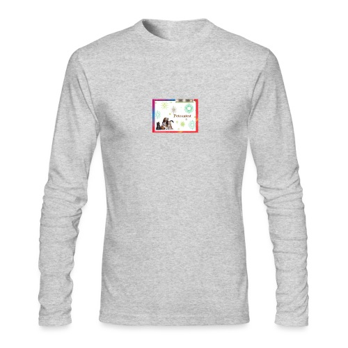 animals - Men's Long Sleeve T-Shirt by Next Level