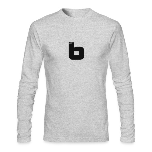 just b - Men's Long Sleeve T-Shirt by Next Level