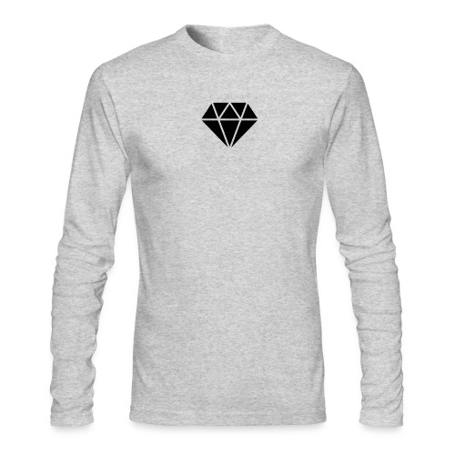 icon 62729 512 - Men's Long Sleeve T-Shirt by Next Level