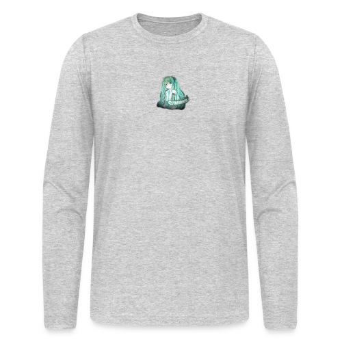 Summrrz Logo Transparent - Men's Long Sleeve T-Shirt by Next Level