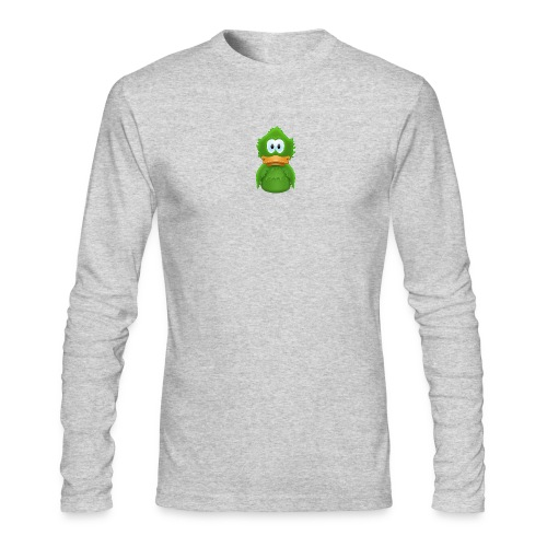 Adiumy Green - Men's Long Sleeve T-Shirt by Next Level