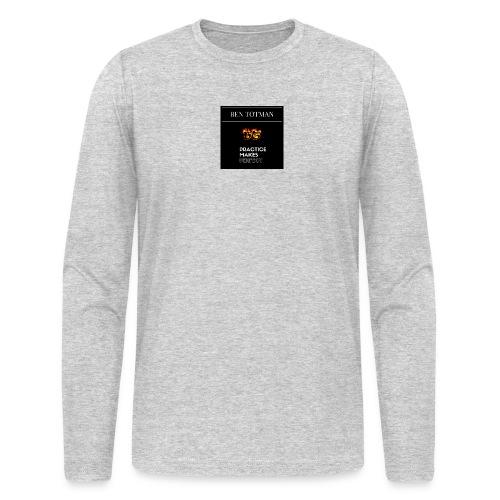 Ben Totman - Men's Long Sleeve T-Shirt by Next Level