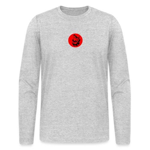 Wolf Logo - Men's Long Sleeve T-Shirt by Next Level