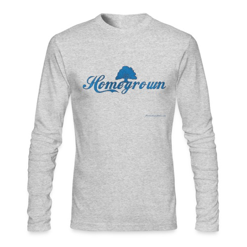 Homegrown Homeschool - Men's Long Sleeve T-Shirt by Next Level