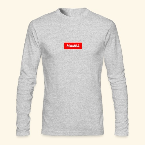 Supreme Mamba - Men's Long Sleeve T-Shirt by Next Level