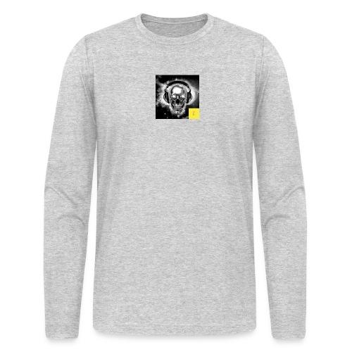 skull - Men's Long Sleeve T-Shirt by Next Level