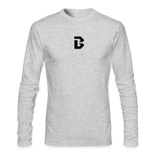 Click here for clothing and stuff - Men's Long Sleeve T-Shirt by Next Level