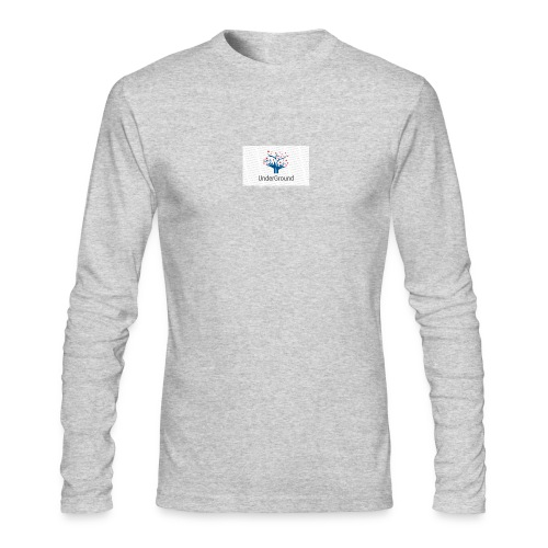 Charity Logo - Men's Long Sleeve T-Shirt by Next Level
