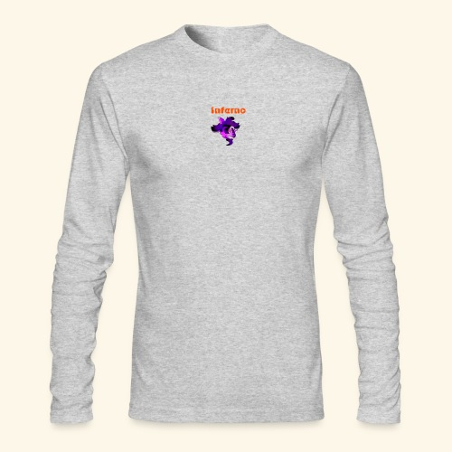 Simple design - Men's Long Sleeve T-Shirt by Next Level