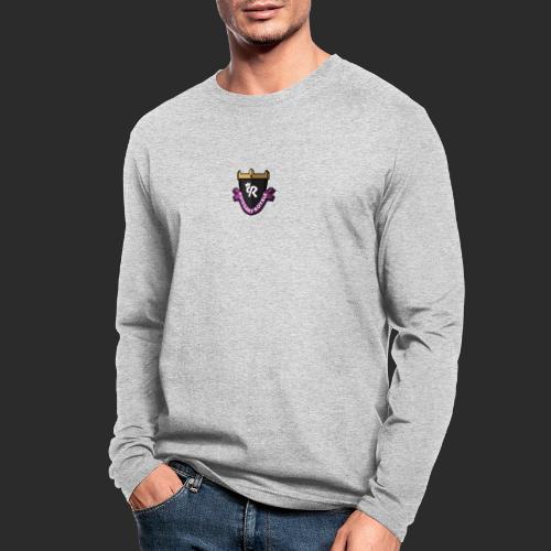 Puissant Royale Logo - Men's Long Sleeve T-Shirt by Next Level