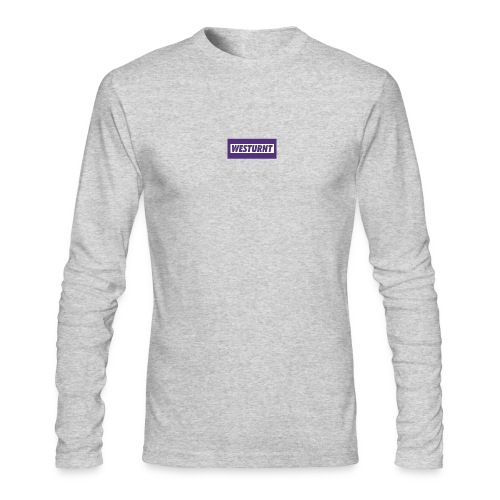Westurnt - Men's Long Sleeve T-Shirt by Next Level