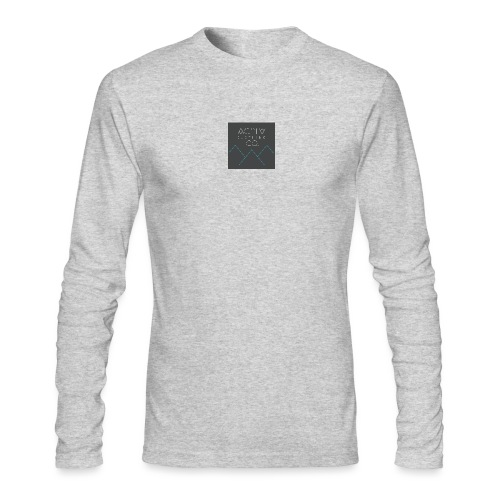 Activ Clothing - Men's Long Sleeve T-Shirt by Next Level