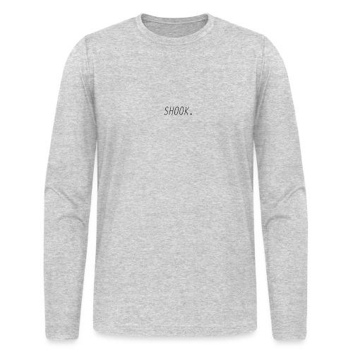 Shook. #1 - Men's Long Sleeve T-Shirt by Next Level
