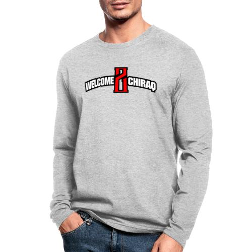 Welcome 2 Chiraq OG Logo - Men's Long Sleeve T-Shirt by Next Level