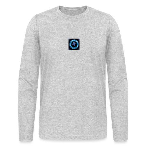 MY YOUTUBE LOGO 3 - Men's Long Sleeve T-Shirt by Next Level