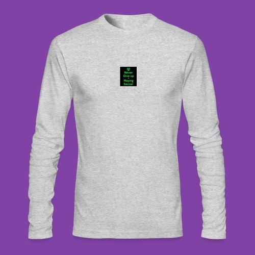 thA573TVA2 - Men's Long Sleeve T-Shirt by Next Level