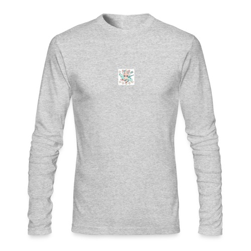 lit - Men's Long Sleeve T-Shirt by Next Level