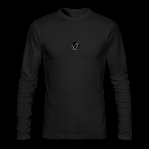Knight654 Logo - Men's Long Sleeve T-Shirt by Next Level