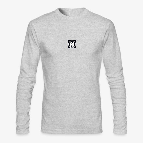 NV - Men's Long Sleeve T-Shirt by Next Level