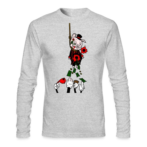 Help the poor - Men's Long Sleeve T-Shirt by Next Level