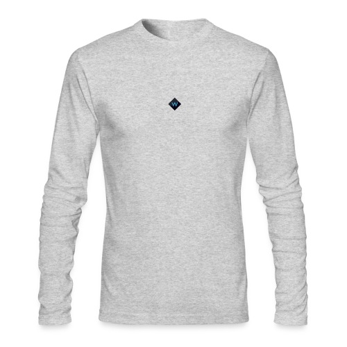 White_Sparclz Gaming CHANEL LOGO 22 - Men's Long Sleeve T-Shirt by Next Level