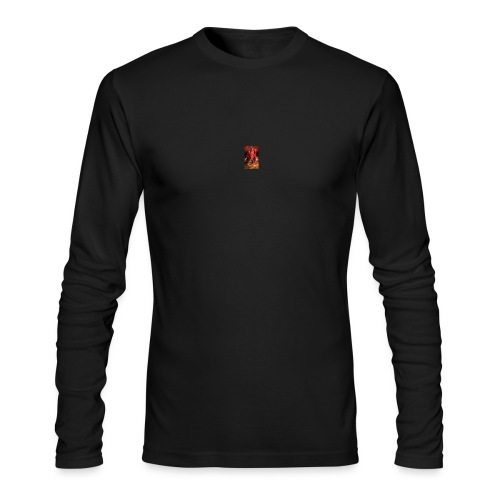 Dragon anger - Men's Long Sleeve T-Shirt by Next Level
