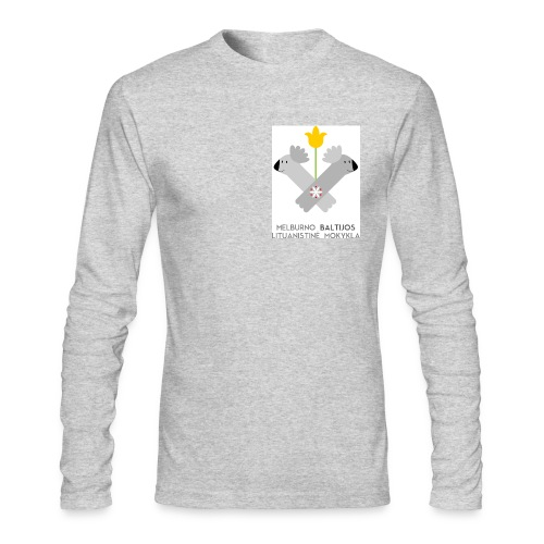 logo for tshirts 3copy - Men's Long Sleeve T-Shirt by Next Level