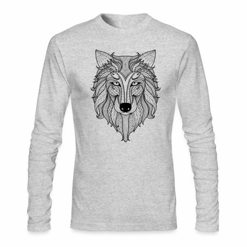 Classy Fox - Men's Long Sleeve T-Shirt by Next Level