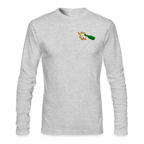 molotove - Men's Long Sleeve T-Shirt by Next Level