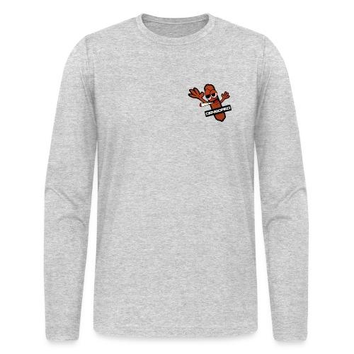 saucisson kush low png - Men's Long Sleeve T-Shirt by Next Level